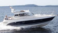 Aquador 33 HT -2009. VP-D6 370 HK! Elverk+bog+ankarspel